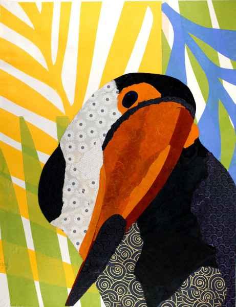 Toucan séduction